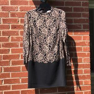 Ted Baker Women's Dress Mini Size 0 Bronze Black